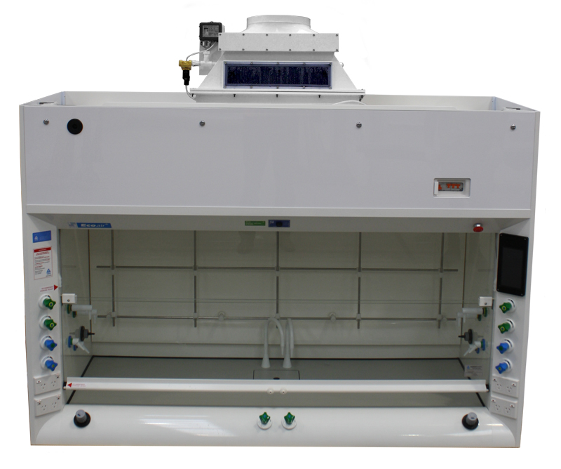Fume Cupboard with Scrubber